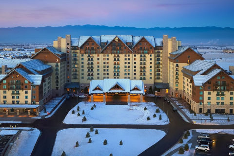 Jobs at Gaylord Rockies Resort